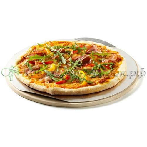 Камень Круглый для пиццы Weber диаметр 36 см Арт. 17058