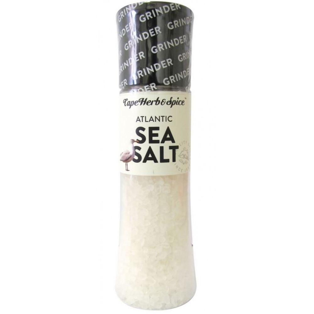 Морская атлантическая соль Atlantic Sea Salt  мельница Cape Herb & Spice Арт.G01