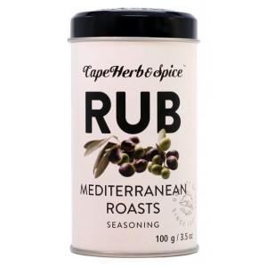 Приправа средиземнорские травы Mediterranean Roasts Cape Herb & Spice Арт.R01