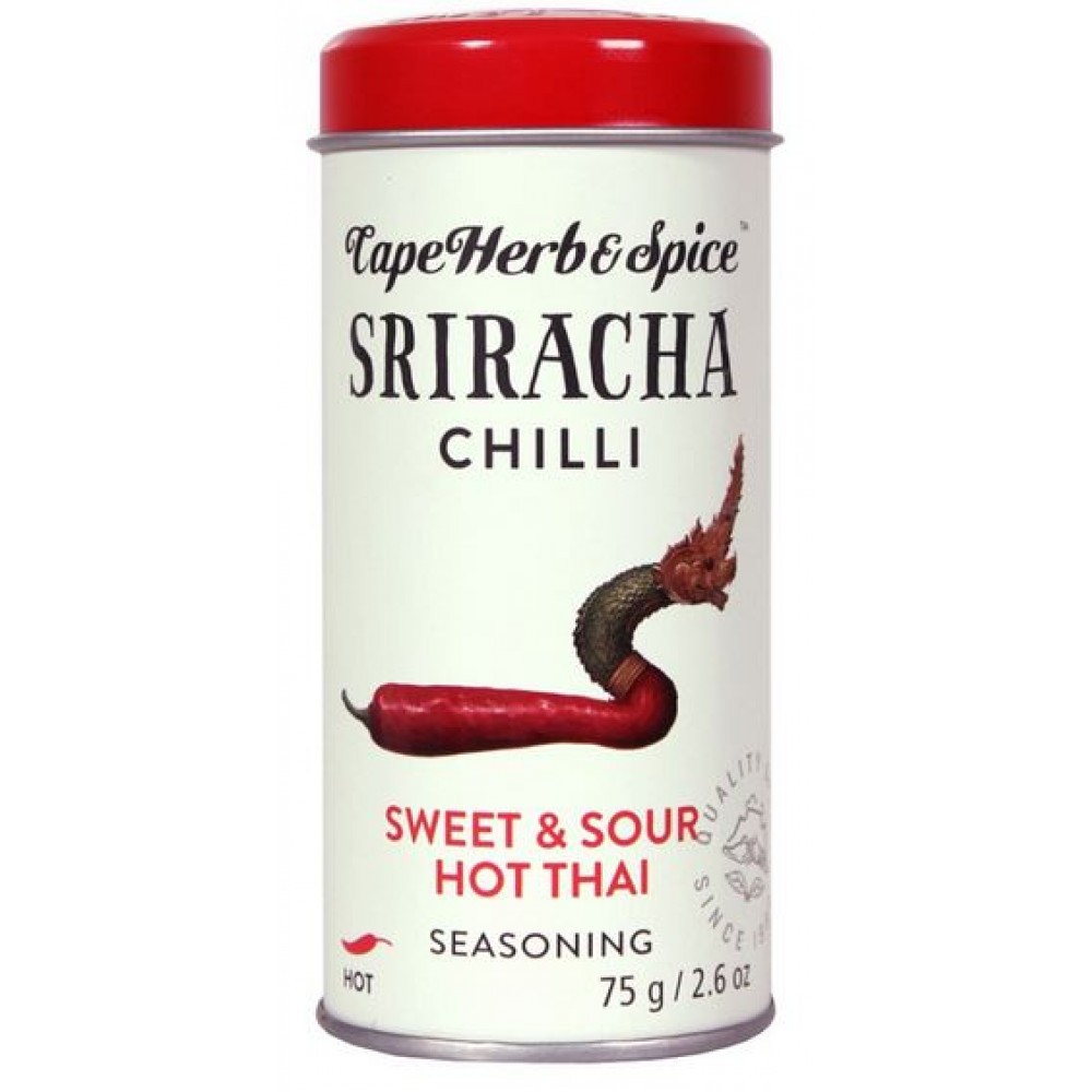 Чили перец Сирача Sriracha Chilli Sweet & Sour Hot Thai Cape Herb & Spice Арт.R11