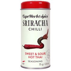 Чили перец Сирача Sriracha Chilli Sweet & Sour Hot Thai Cape Herb & Spice Арт.R11