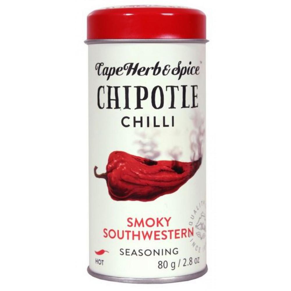 Чили перец Чипотле Chipotle Chilli Smoky Southwestern Cape Herb & Spice Арт.R12