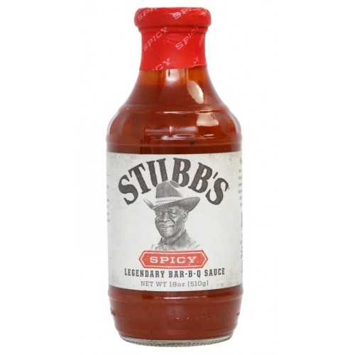 Соус барбекю  Spicy Stubb's Арт.SBS01