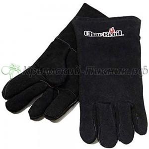 Перчатки Кожаные рукавицы Char-Broill. Арт. 4226594