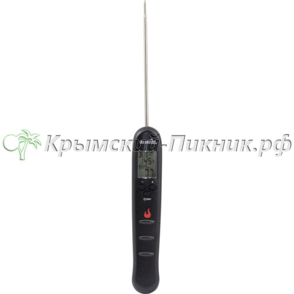 Цифровой термометр для гриля с памятью (мгновенный) Char-Broill. Арт. 7720