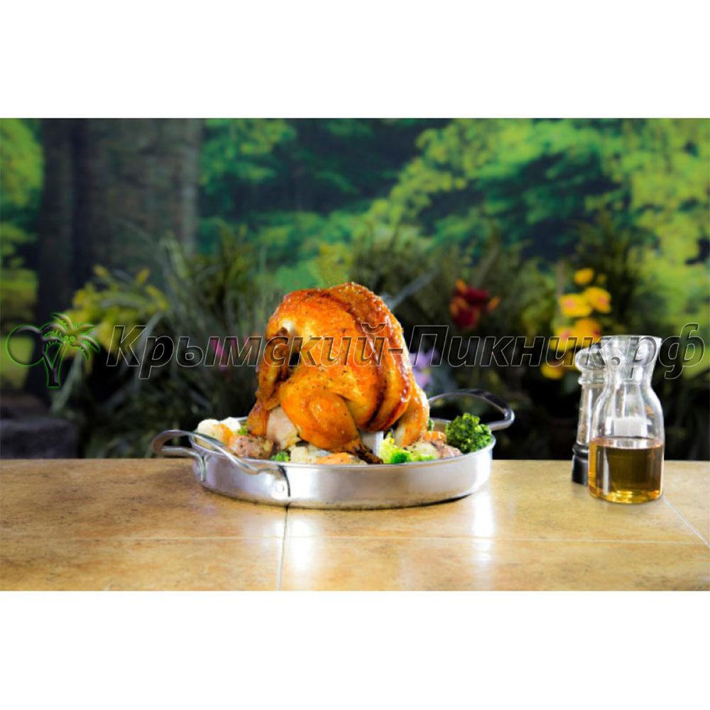 Ростер для курицы с подставкой для емкости Char-Broill. Арт. 3138194