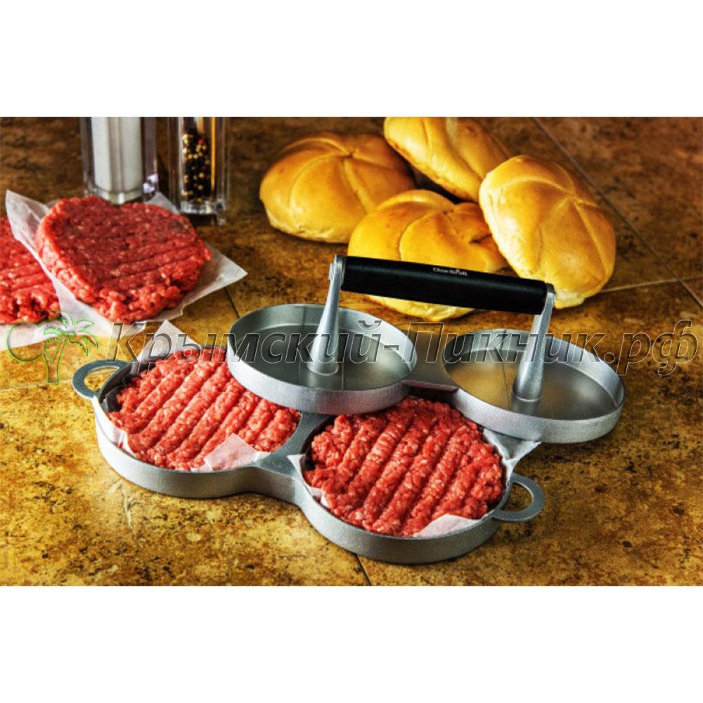 Пресс для бургеров Char-Broill. Арт. 6787719