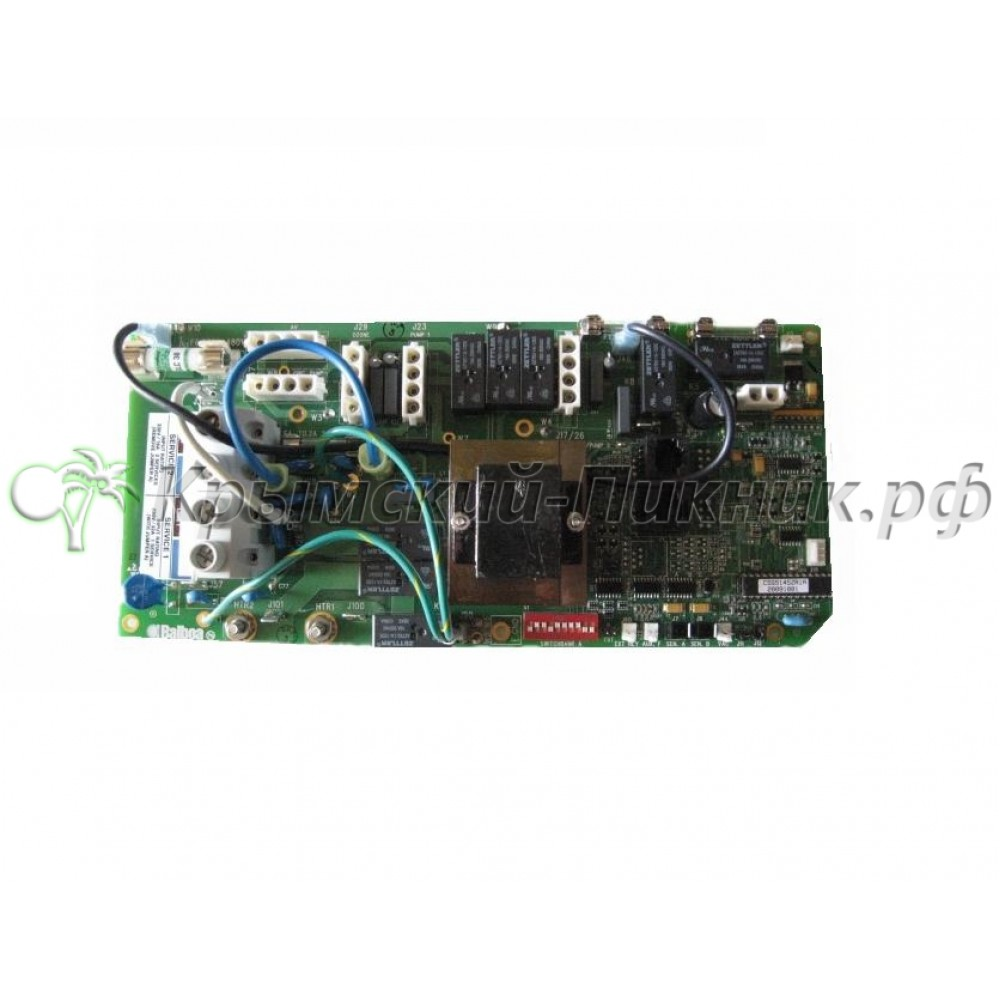 Плата электронная для 55408  Service Board Euro 3 Pump (55409)