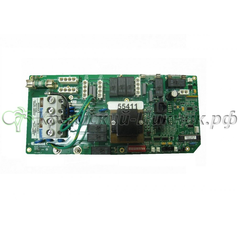 Плата электронная для 55410  Service Board Euro 2 Pump with Blower (55411)
