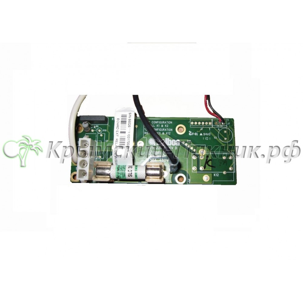 Плата электронная. External Relay Board for 2Pump with Blower and 3 Pump Euro (55025)