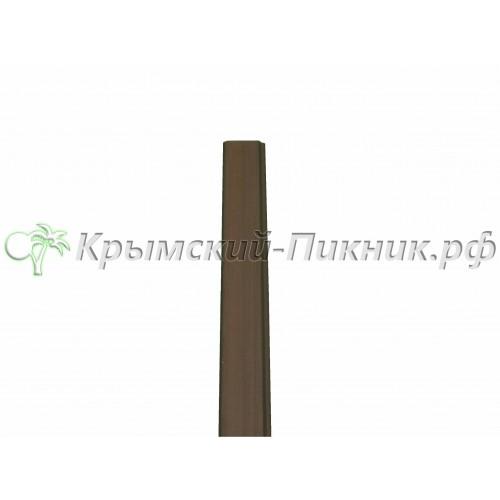 Планка угловая  Chestnut l= 40mm ,h= 820mm