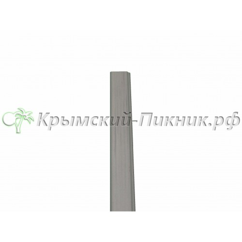 Планка угловая  Grey l= 40mm ,h= 820mm