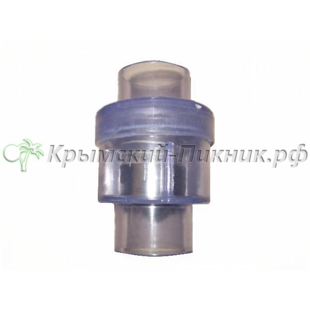 Обратный клапан компрессора  l=130mm d=80mm