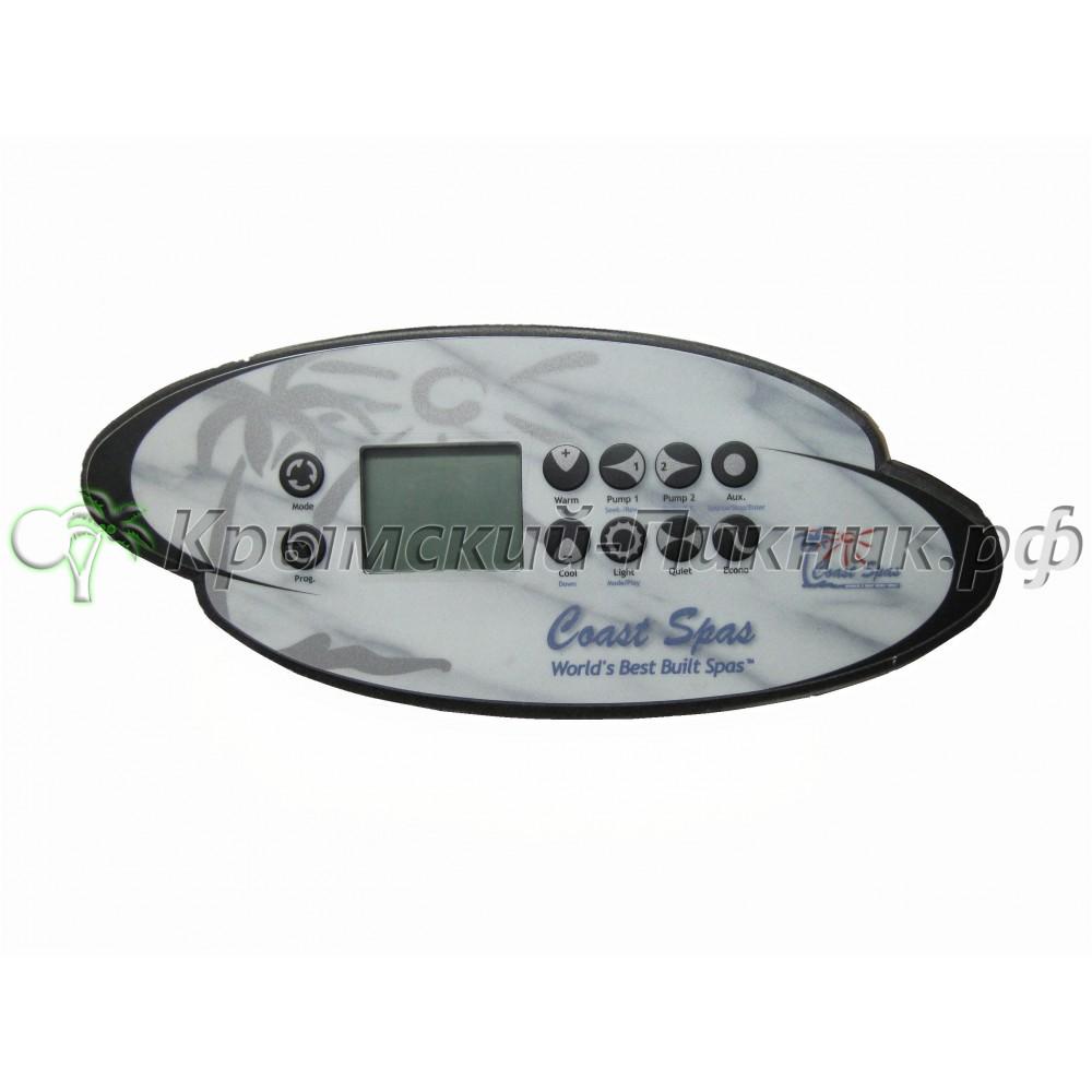 Пульт встраиваемый  TSC-46-CE Control topside euro (0201-007199)
