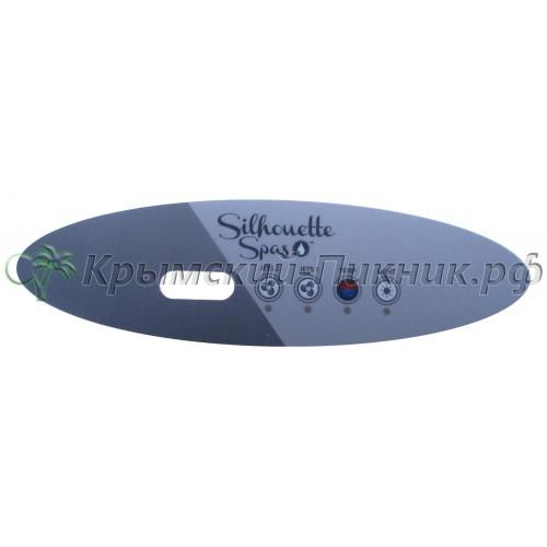 Наклейка на пульт TSC Overlay Silho