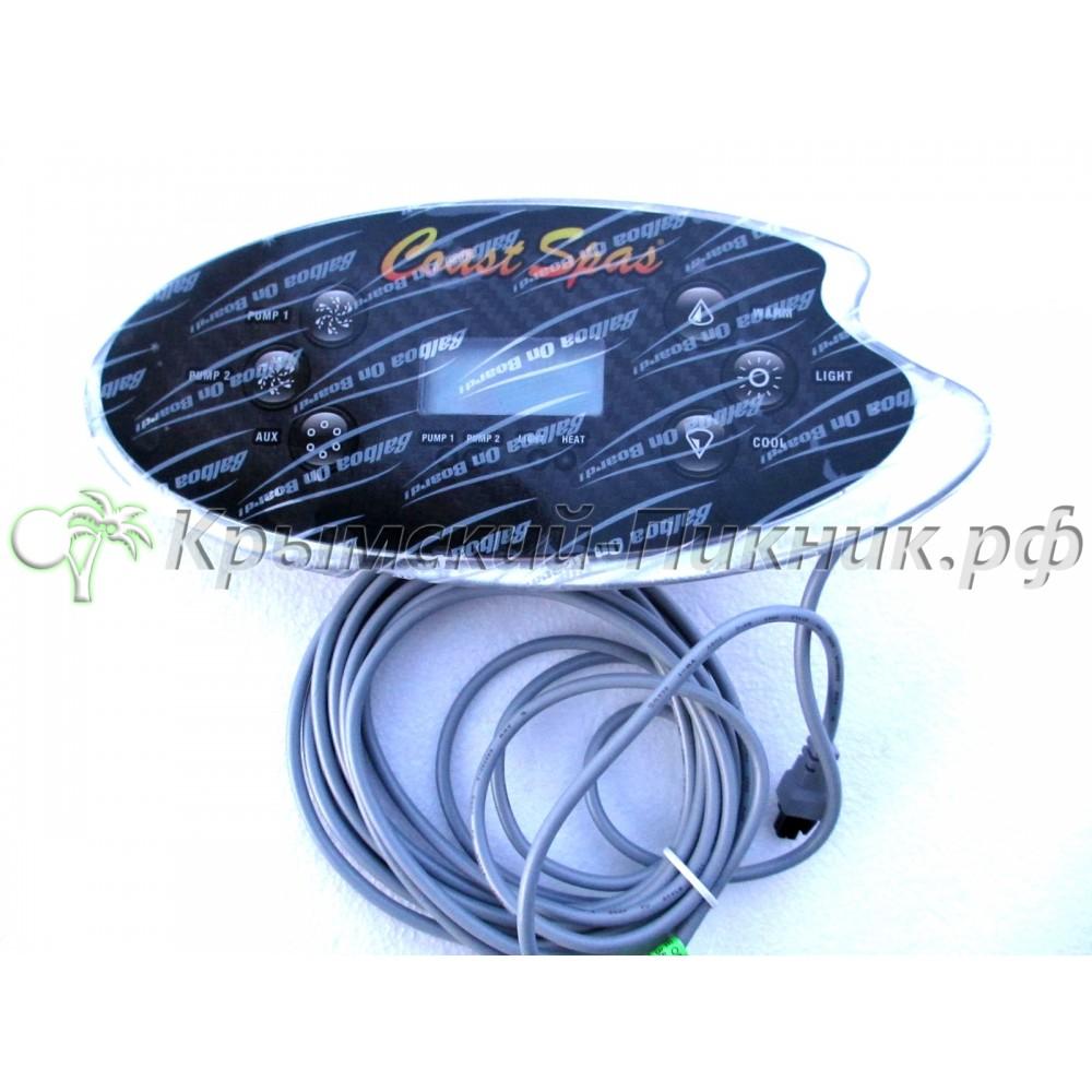 Пульт управления TSC-CP600 w/Overlay (50325-01)