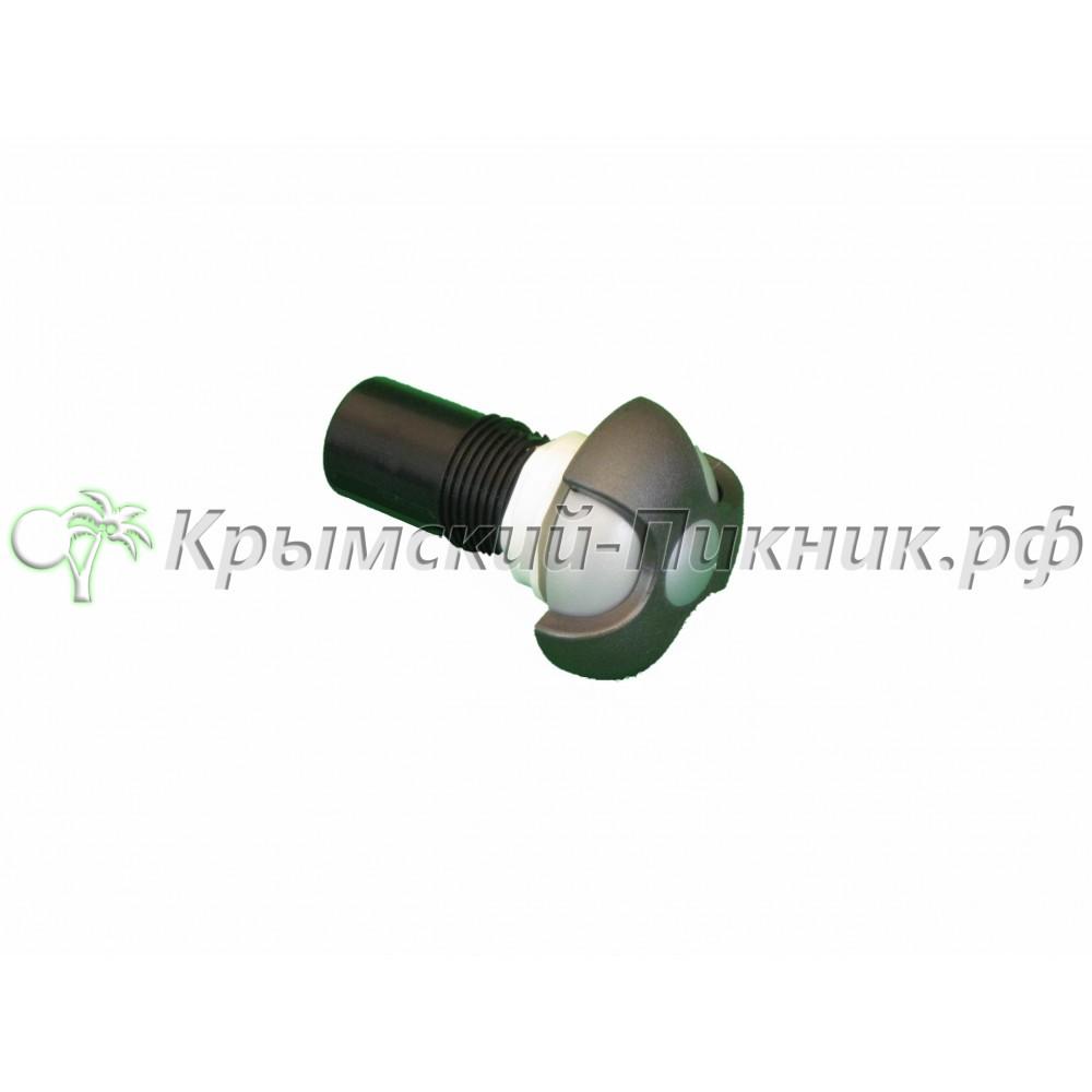 Регулятор подачи воздуха  h=122mm d=80mm