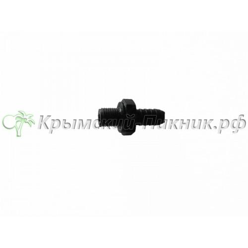 Штуцер для помпы d=11mm ,M12x12mm
