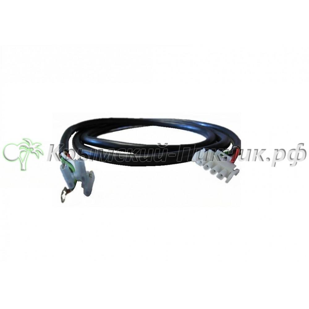 Соединительный кабель  l=1800mm AMP Style Cords-4 pin (Male)