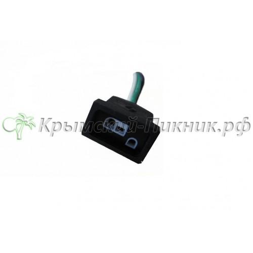 Соединительный кабель  Pumps Male 14/3SJTW105C,1speed,15amp