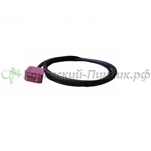 Соединительный кабель  l=1200mm Ozone Male 18/3SJTW105C,10amp