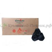 Древесный уголь Камадо в брикетах 10 кг