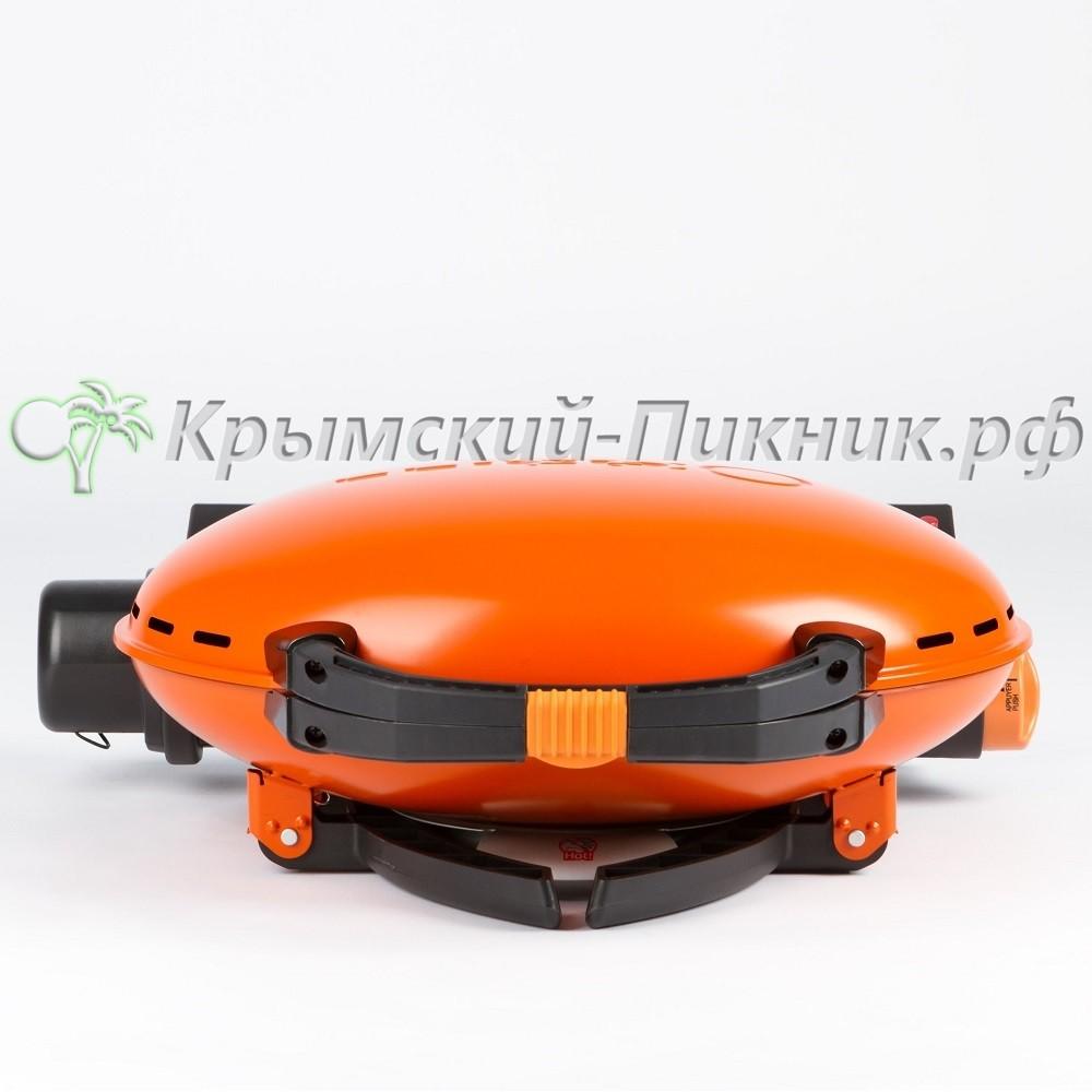 Портативный газовый гриль O-GRILL 500 orange (оранжевый)