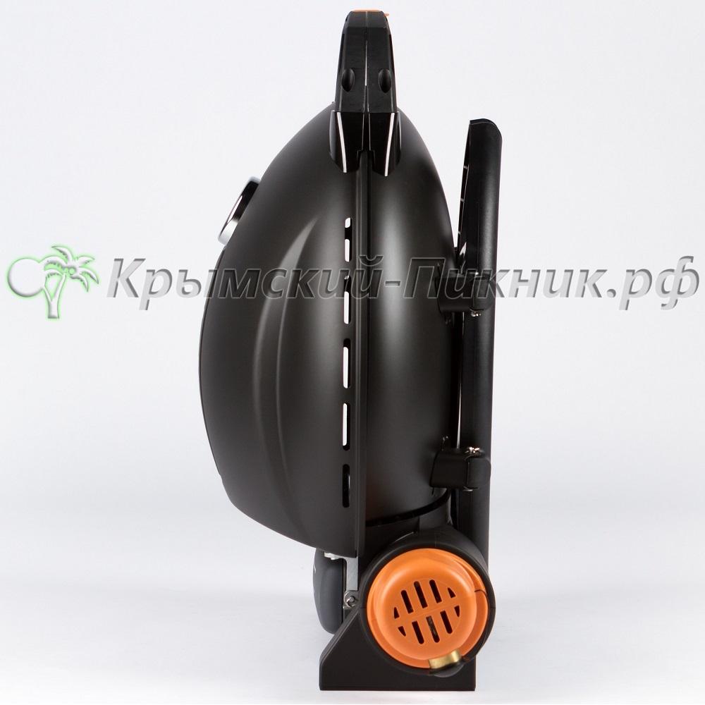 Портативный газовый гриль O-GRILL 800T black (черный)