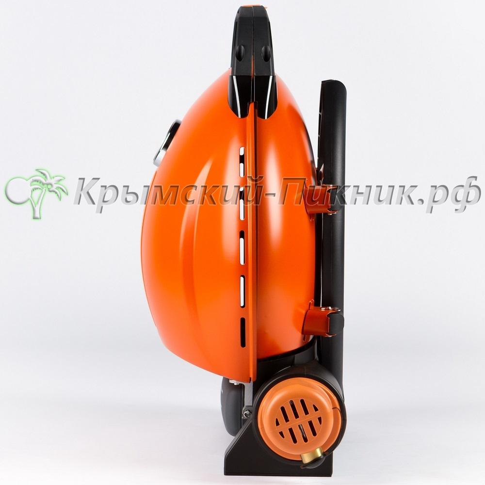 Портативный газовый гриль O-GRILL 800T orange (оранжевый)