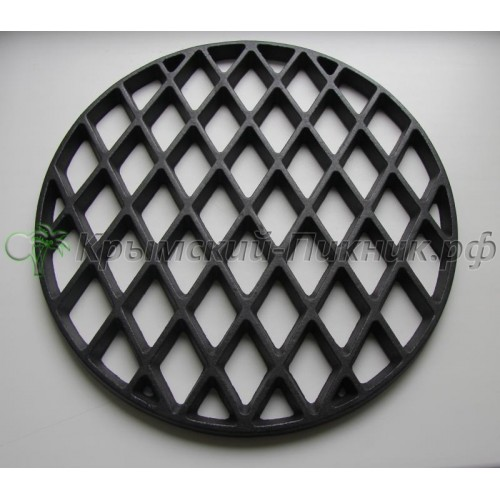 """Решетка для стейков диаметр 210, 275 и 335мм """"Амфора""""  с матовым керамическим покрытием"""