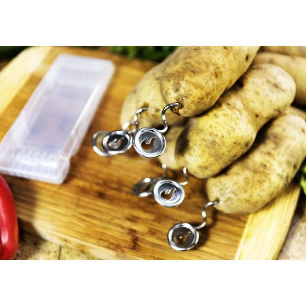 Стальные шпажки для картофеля (6 шт) Char-Broill  Арт.4423