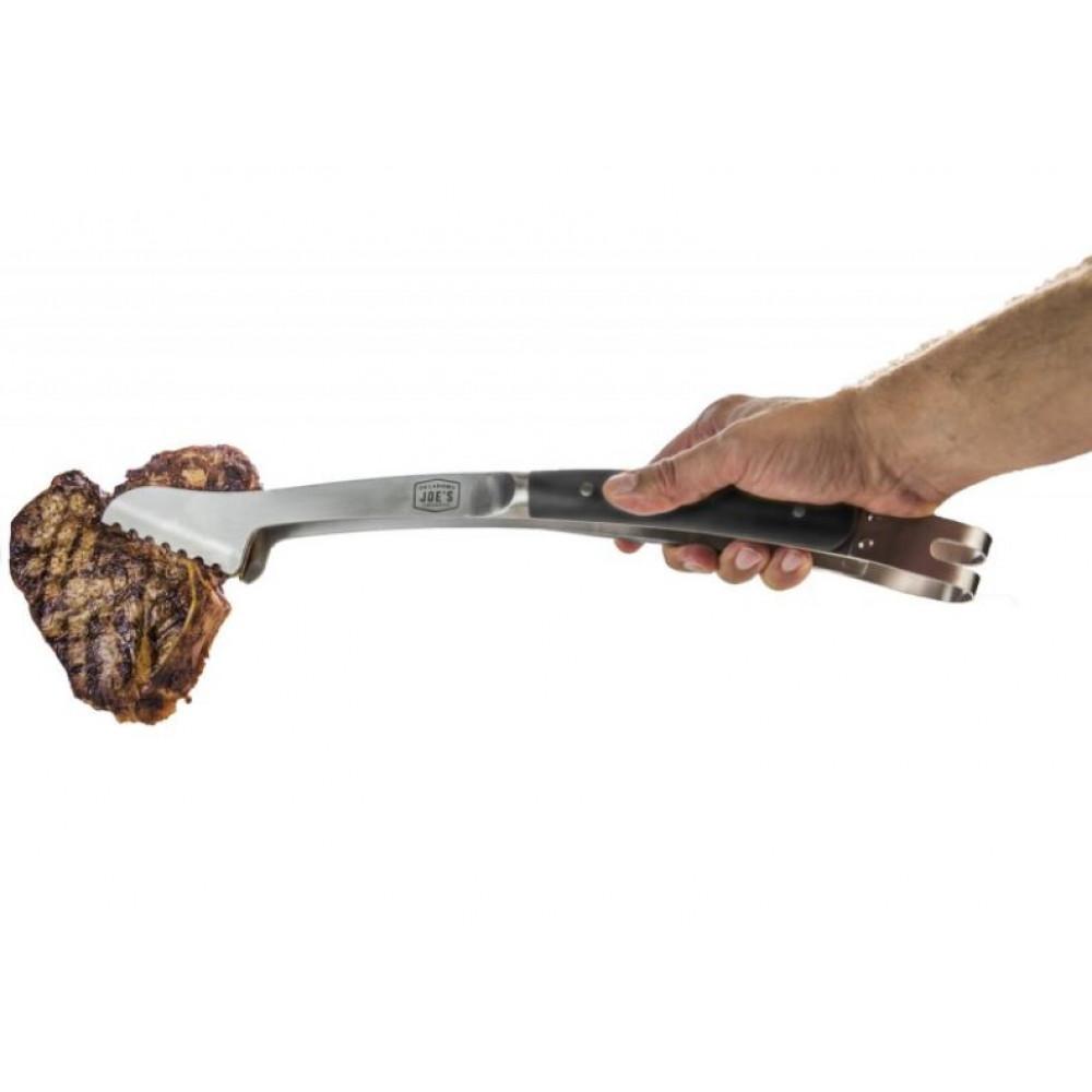 Набор инструментов Blacksmith (лопатка+щипцы) OKLANOMA JOE'S  Арт.6131
