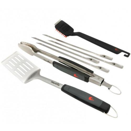 Набор инструментов Deluxe 7 предметов Char-Broil. Арт.7993