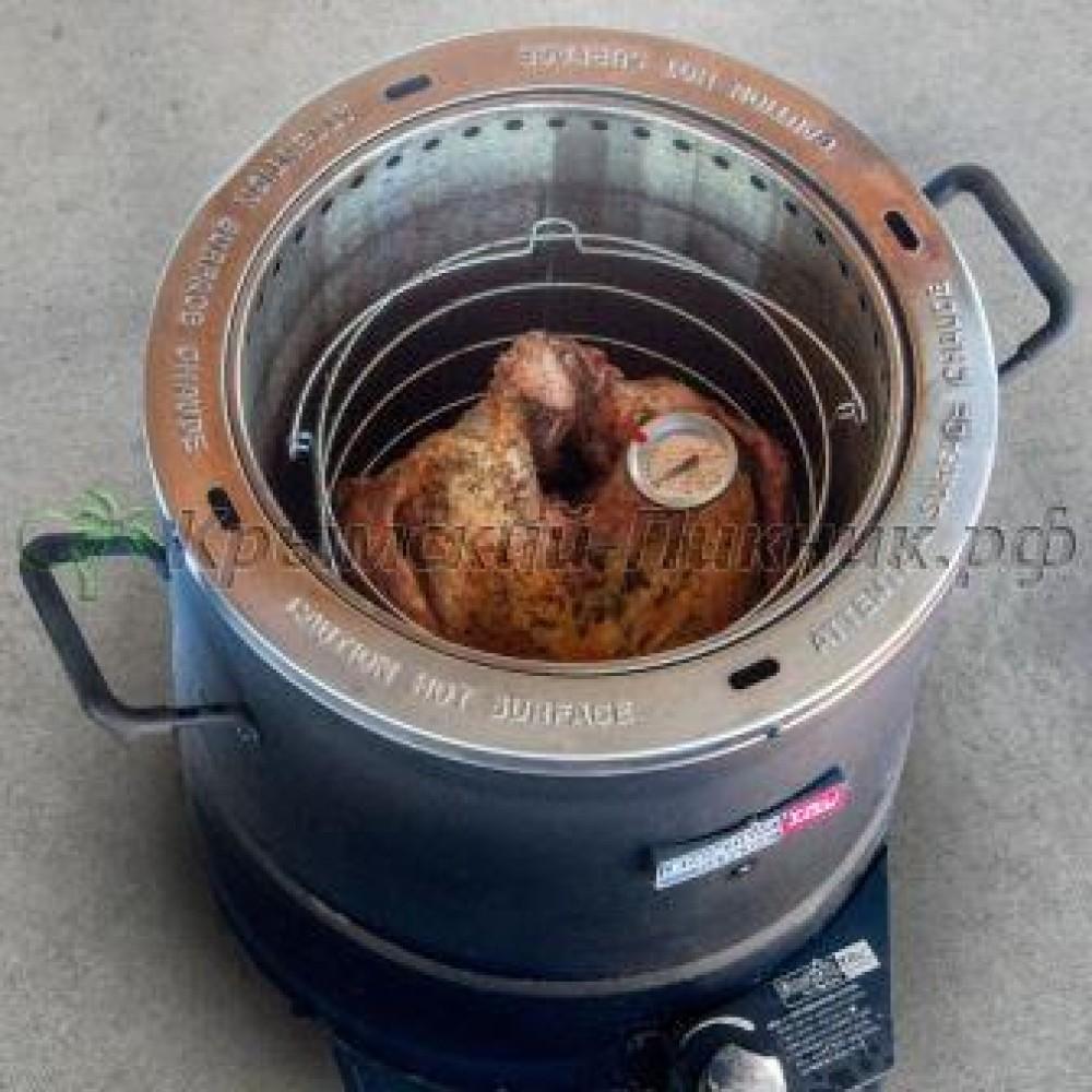 Газовый гриль Char Broil SMOKER ROASTER The Big Easy