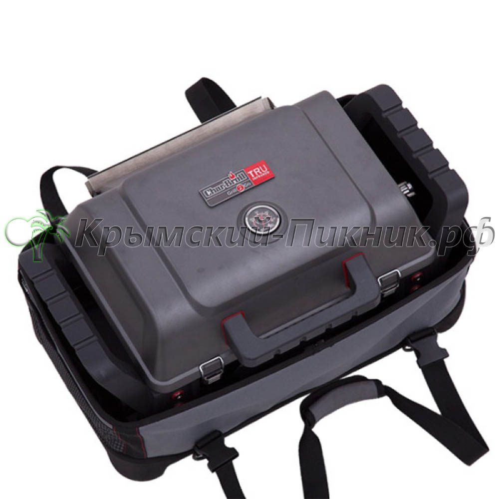 Газовый гриль портативный X200 Char-Broil