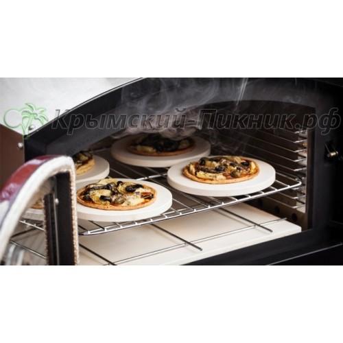 Набор из 4-х камней для пиццы или выпечки Fornetto Диаметр - 19 см