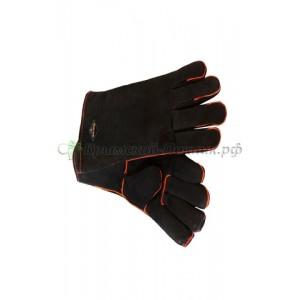 Жаростойкие перчатки Fornetto из коровьей кожи.
