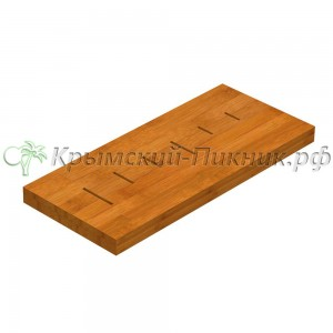 Модуль для ножей, бамбук (R23013) Арт. R1633