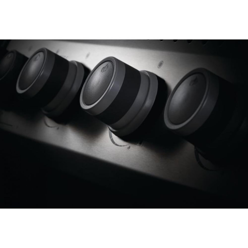 Газовый гриль Napoleon Rogue-425 SB чёрный