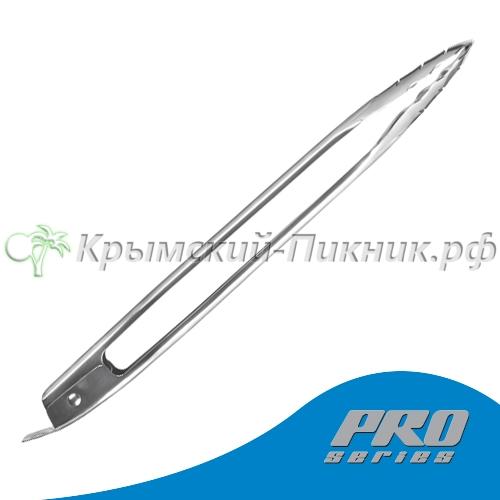 Щипцы с авто-фиксатором PRO (нержавеющая сталь) Napoleon Арт. 55011