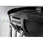 Держатель кухонных принадлежностей  (3 крюка, нержавеющая сталь) Napoleon Арт.55100