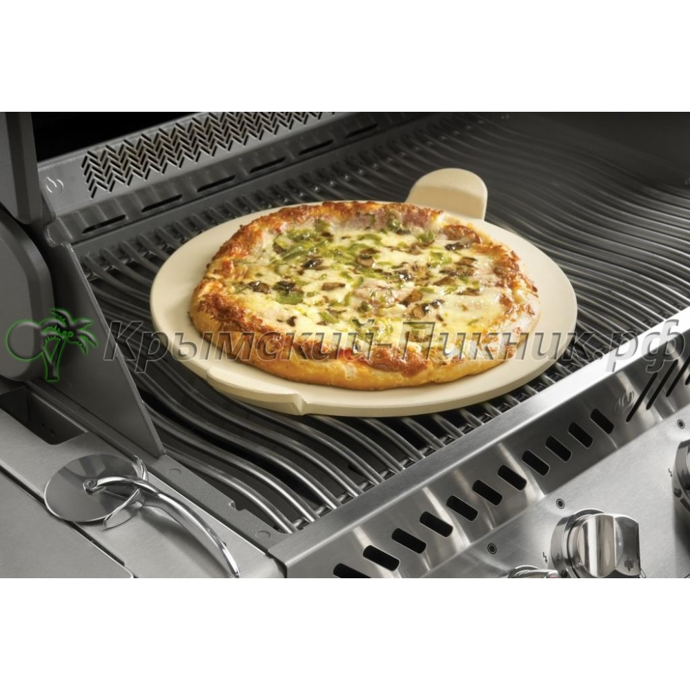 Набор для приготовления пиццы  PRO камень, нож-колесо Napoleon Арт. 70001