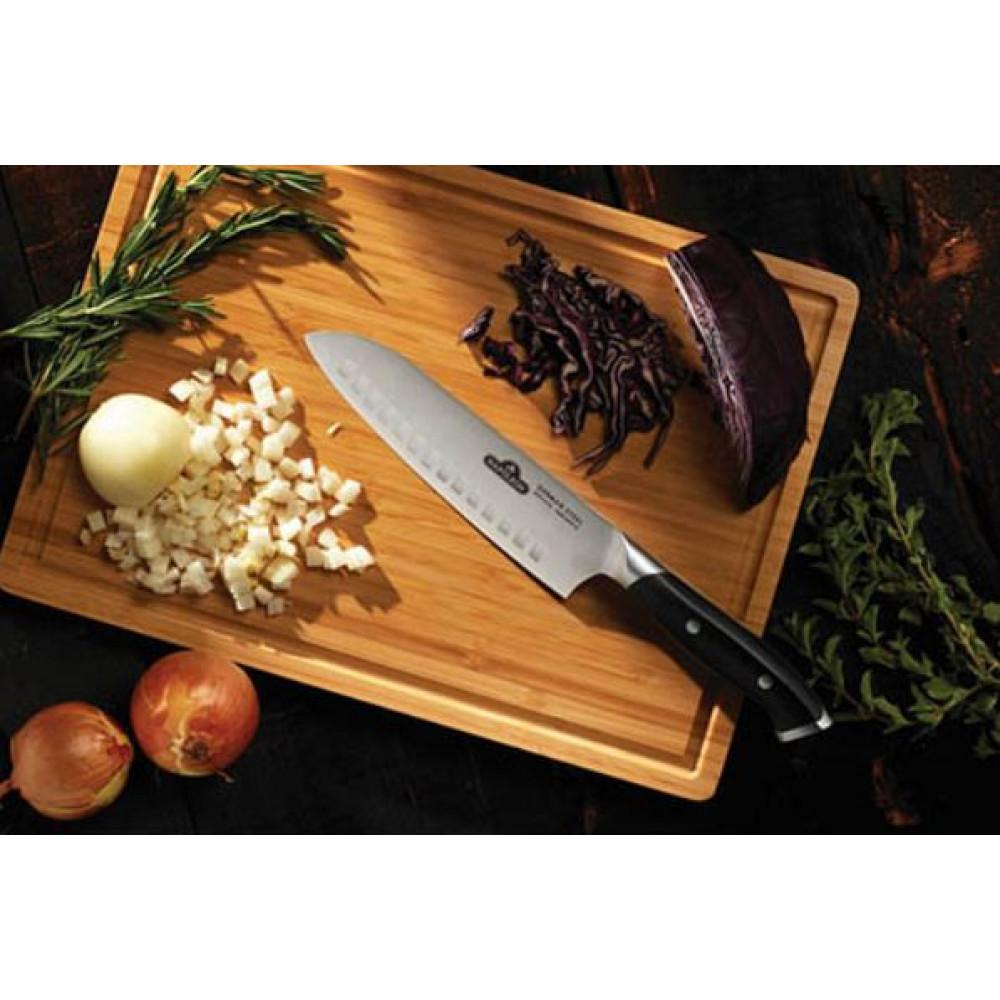 Нож поварской  SANTOKU Napoleon Арт. 55212