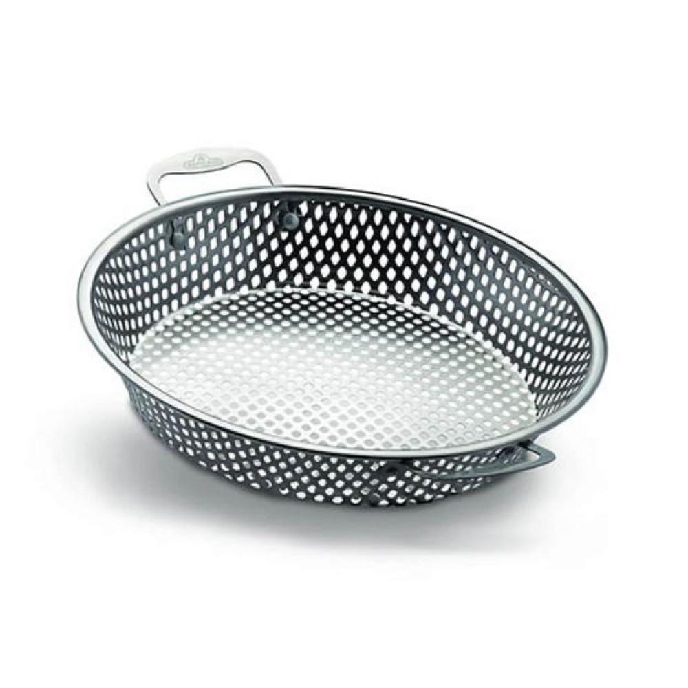 Сковорода перфорированная  (нержавеющая сталь) Napoleon Арт. 56027