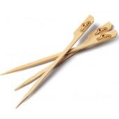 Шпажки бамбуковые малые  48 шт по 15 см Napoleon Арт. 70116