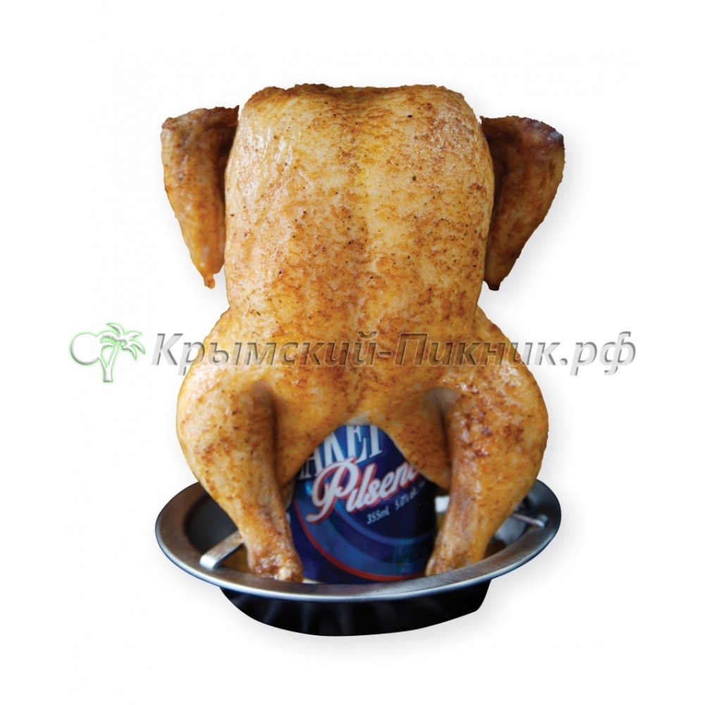 Ростер подставка для запекания курицы (нерж. сталь) Napoleon Арт. 56021