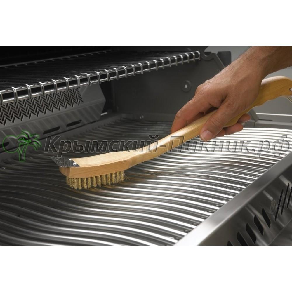 Щетка для чистки решеток с латунным ворсом Napoleon Арт. 62028