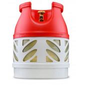 Полимерно-композитный газовый баллон Hexagon Ragasco для пропана 12,5л