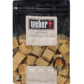 Кубики для розжига натуральные 48 шт Weber Арт. 17612