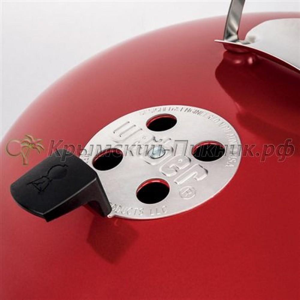 Угольный гриль Master-Touch GBS Limited Edition 57см, Красный Weber Арт.14615504